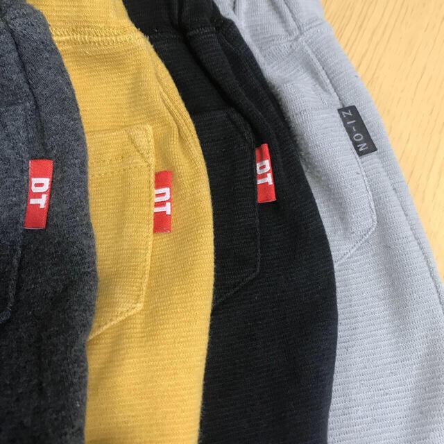 サイズ95  ストレッチパンツ 4枚 まとめ売り キッズ/ベビー/マタニティのキッズ服男の子用(90cm~)(パンツ/スパッツ)の商品写真