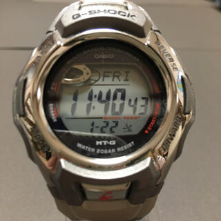 G-SHOCK - カシオ G-SHOCK ソーラー電波デジタル腕時計 MTG-M900DA