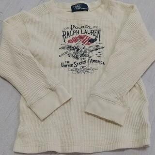 ポロラルフローレン(POLO RALPH LAUREN)のラルフローレン 90サイズ ロンT(Tシャツ/カットソー)