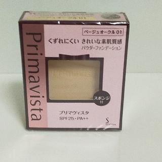 Primavista - プリマヴィスタ きれいな素肌質感 パウダーファンデーション BO01 SPF25