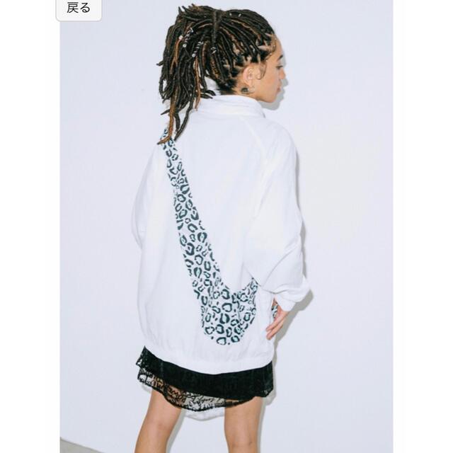 NIKE(ナイキ)の新品 NIKE ナイロン ジャケット M レディースのジャケット/アウター(ナイロンジャケット)の商品写真