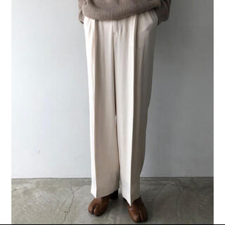 TODAYFUL - トゥデイフル Georgette Rough Trousers