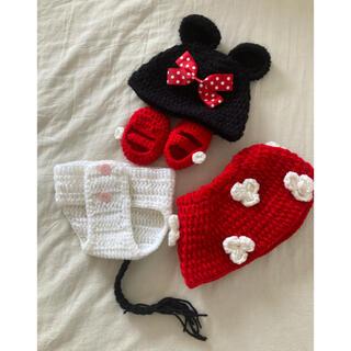 Disney - ミニー 新生児