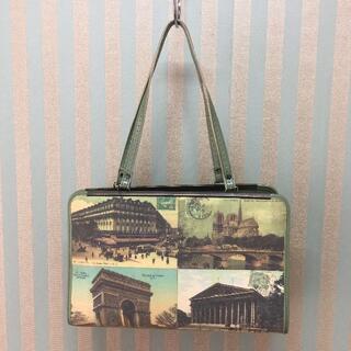 ジャマンピュエッシュ(JAMIN PUECH)のフランス製 JAMIN PUECH バッグ USED(ハンドバッグ)