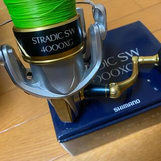SHIMANO - 18ストラディック 4000XG