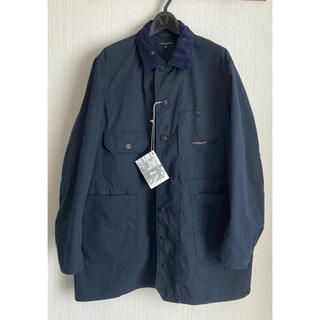 Engineered Garments - Engineered Garments Long Logger Jacket