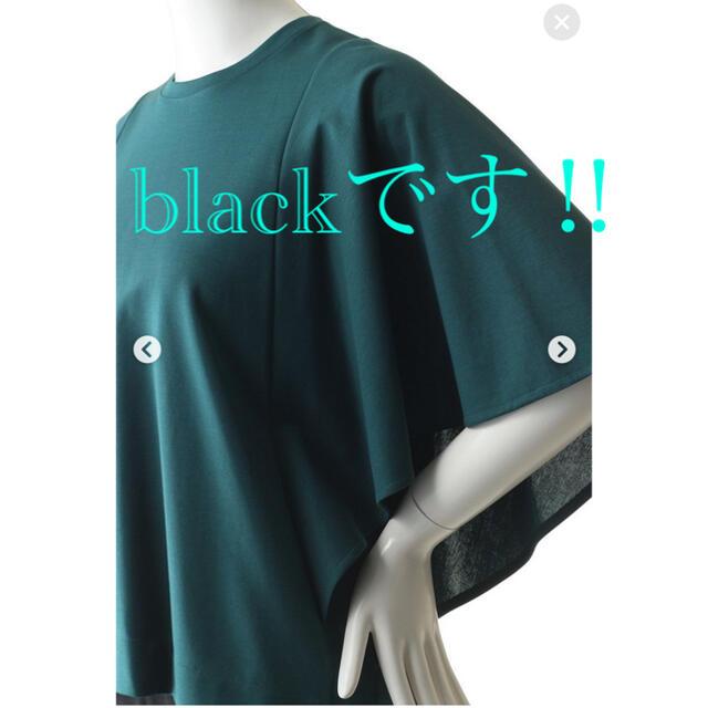 Ron Herman(ロンハーマン)の【新品タグ付き】 ebure  カットソー  レディースのトップス(Tシャツ(半袖/袖なし))の商品写真