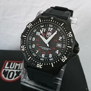 ルミノックス(Luminox)のルミノックスLUMINOXメンズミリタリーウォッチクォーツ腕時計ブラッステンレス(腕時計(アナログ))