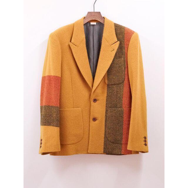 1LDK SELECT(ワンエルディーケーセレクト)の20AW メゾンエウレカ グランパ ジャケット レディースのジャケット/アウター(テーラードジャケット)の商品写真