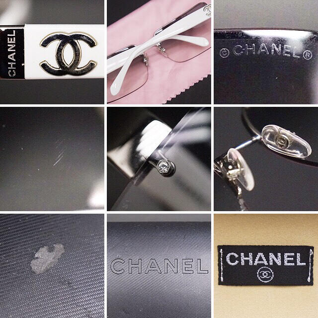 CHANEL(シャネル)のシャネル CHANEL  サングラス レディース 女性用 本物保証品 レディースのファッション小物(サングラス/メガネ)の商品写真