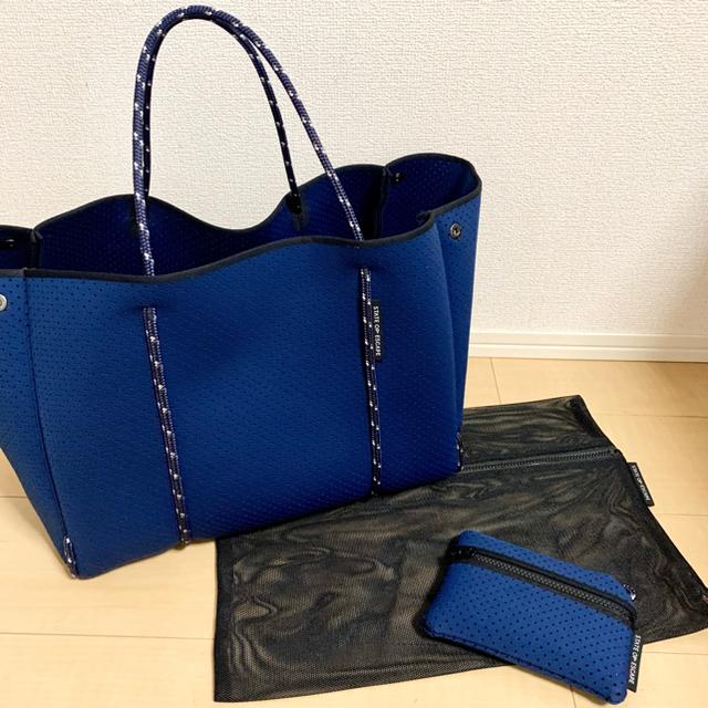 Ron Herman(ロンハーマン)のr's様専用 ステートオブエスケープ《美品》 レディースのバッグ(トートバッグ)の商品写真