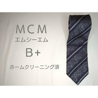 エムシーエム(MCM)のMCM①エムシーエム  ブランドネクタイ  (ネクタイ)