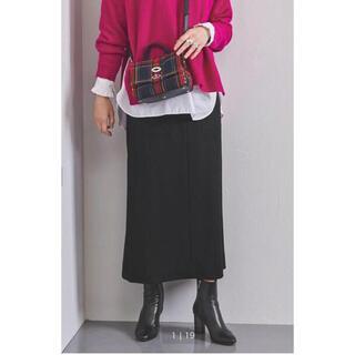 UNITED ARROWS - 1/26迄出品!ユナイテッド アローズ ポケットタイトスカート サイズ38