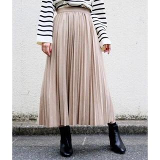 LOWRYS FARM - LOWRYSFARM スカートプリーツスカート