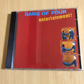 GANG OF FOUR/entertainment