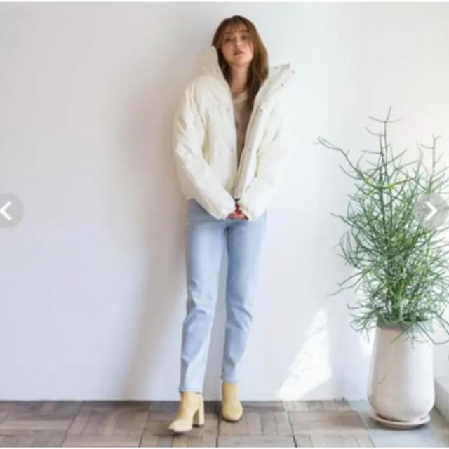 SeaRoomlynn(シールームリン)の最終値下❗️新品タグ付きsearoomlynn  PUFFYダウンジャケット レディースのジャケット/アウター(ダウンジャケット)の商品写真