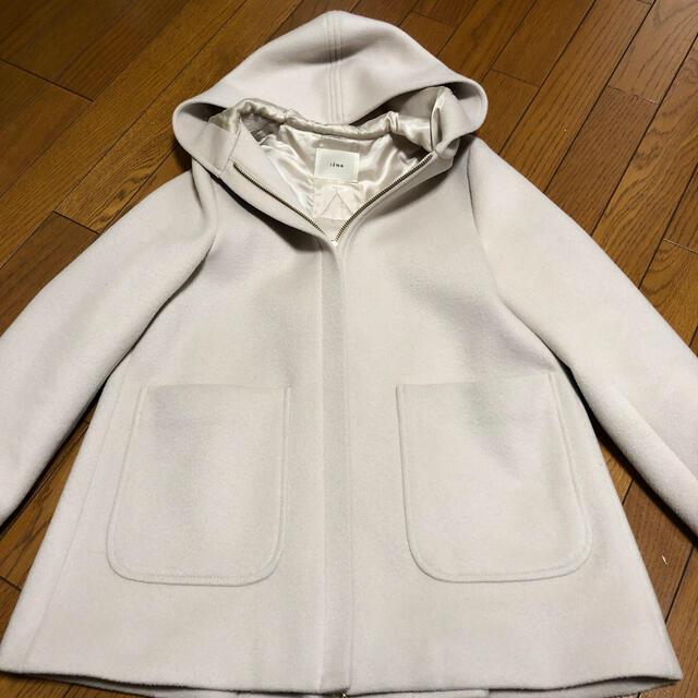 IENA(イエナ)の週末限定値下げイエナ IENA  ショートコート レディースのジャケット/アウター(ロングコート)の商品写真