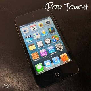 iPod touch - Apple【アップル】ipod touch 第4世代 32GB A1367