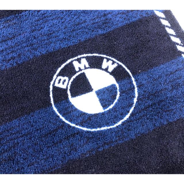 BMW(ビーエムダブリュー)の【BMW ×BARNYARDSTORM】ブランケット コラボ ノベルティ エンタメ/ホビーのコレクション(ノベルティグッズ)の商品写真