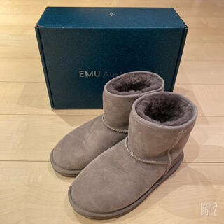 EMU - EMU ムートンブーツ 23cm W6
