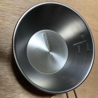 ユニフレーム(UNIFLAME)のユニフレームチタンシェラカップ300(食器)