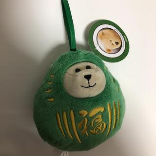 Starbucks Coffee - ★新品★スターバックス   だるま ベア