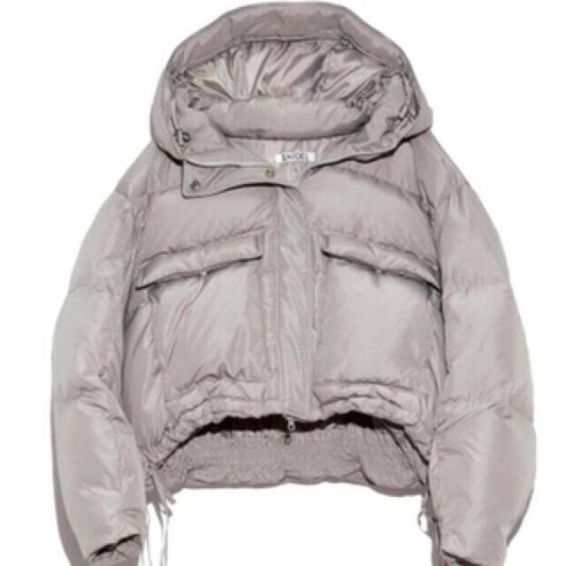 snidel(スナイデル)の正規品新品タグ付き スナイデル フレンチショートダウン レディースのジャケット/アウター(ダウンジャケット)の商品写真
