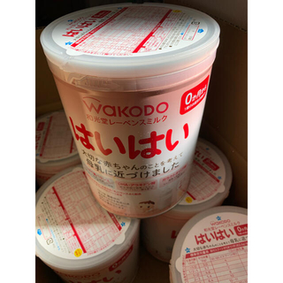 和光堂 - 和光堂 はいはい 粉ミルク 810g×8缶 大缶