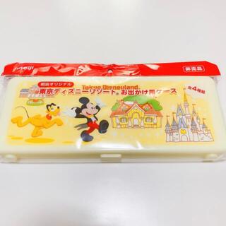 ディズニー(Disney)のらくらくキューブ ケース * 明治オリジナル(その他)
