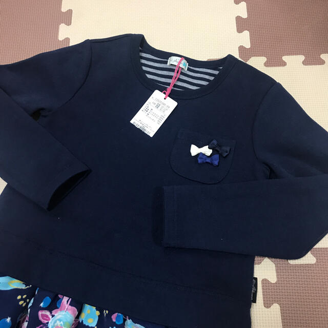 KP(ニットプランナー)のもんち様専用 キッズ/ベビー/マタニティのキッズ服女の子用(90cm~)(ワンピース)の商品写真