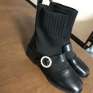 RANDA - 試着のみ♥23cm ブーツ