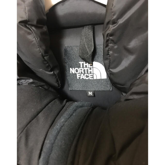 THE NORTH FACE(ザノースフェイス)の最終値下げ northface バルトロライトジャケット 黒 M 18aw  メンズのジャケット/アウター(ダウンジャケット)の商品写真