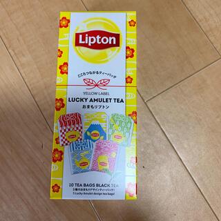 ユニリーバ(Unilever)のおまもリプトン 10袋 新品(茶)