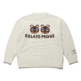 gelato pique - gelato pique つぶまめジャガードプルオーバー
