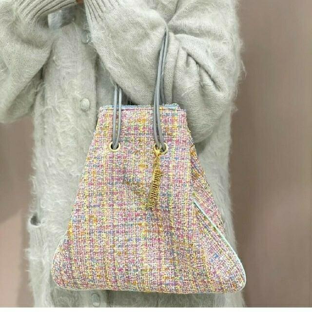 Chesty(チェスティ)の神戸大丸限定!☆シャルマントサック☆完売品 レディースのバッグ(ハンドバッグ)の商品写真