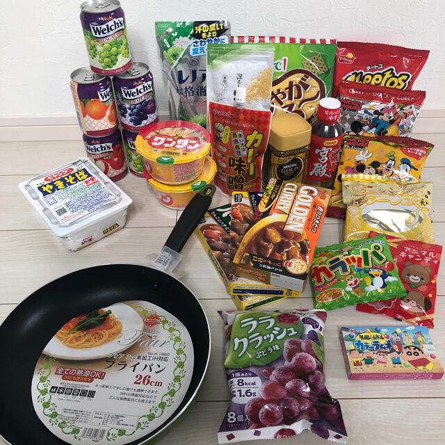食品詰め合わせ 食品/飲料/酒の食品(菓子/デザート)の商品写真