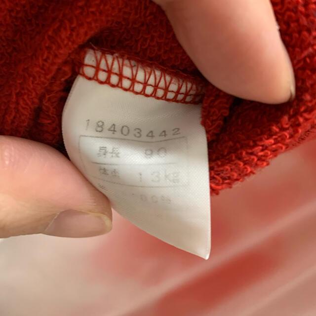 HYSTERIC MINI(ヒステリックミニ)のヒステリックミニ トレーナー ロンT 正規品 キッズ/ベビー/マタニティのキッズ服女の子用(90cm~)(Tシャツ/カットソー)の商品写真