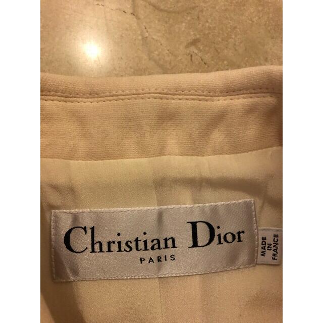 Christian Dior(クリスチャンディオール)のChristian Dior クリスチャンディオール ワンピース レディースのワンピース(ひざ丈ワンピース)の商品写真