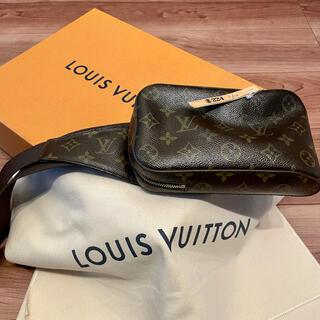 LOUIS VUITTON - 【希少】☆LOUIS VUITTON モノグラム・ジェロニモス