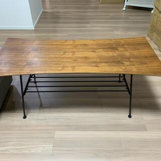 フランフラン(Francfranc)のローテーブル(ローテーブル)