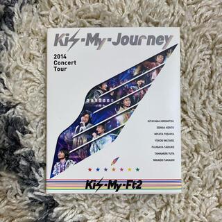 キスマイフットツー(Kis-My-Ft2)のKis-My-Ft2 Kis-My-Journey コンサートDVD(アイドルグッズ)