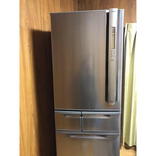 東芝 - 東芝 ノンフロン冷凍冷蔵庫 401L  【GR-40GBL(XT)】2006年製