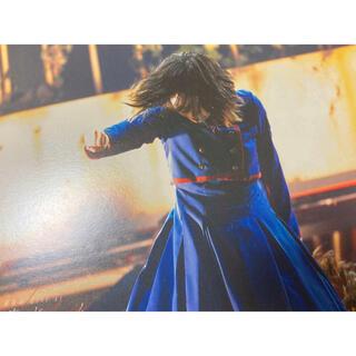 ケヤキザカフォーティーシックス(欅坂46(けやき坂46))の平手友梨奈 ポストカード(アイドルグッズ)