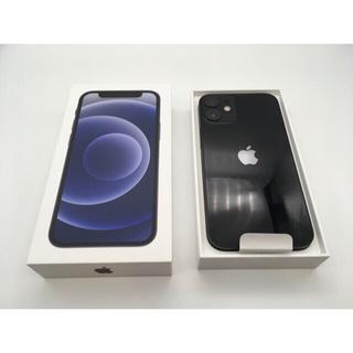iPhone - iPhone12 mini ブラック SIMフリー 128GB 新品同様