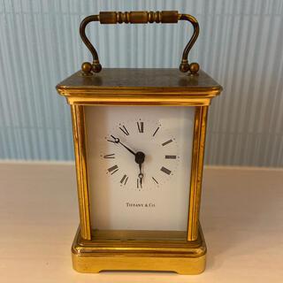 Tiffany & Co. - ティファニー アンティーク置き時計 ヴィンテージ インテリア Tiffany