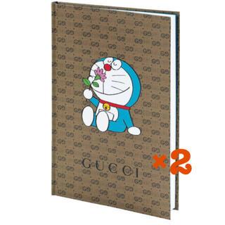 Gucci - GUCCI ドラえもん ノート