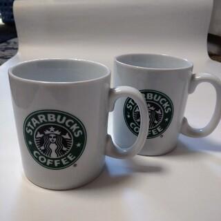 スターバックスコーヒー(Starbucks Coffee)のあはは様専用 新品 スタバ カップ 2個セット(グラス/カップ)