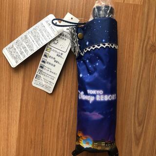 Disney - 新品★東京ディズニーリゾート折りたたみ傘★晴雨兼用★UVカット