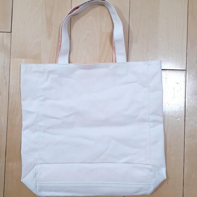 familiar(ファミリア)のレア❣️familiar×ikari❣️トートバッグ レディースのバッグ(トートバッグ)の商品写真