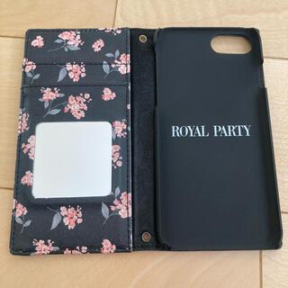 ロイヤルパーティー(ROYAL PARTY)のロイヤルパーティー(iPhoneケース)